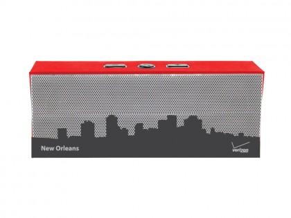 Verizon Wireless Blue Tooth Cityscape Speaker
