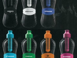 The Bobble Water Bottle Can Now Have Your Logo