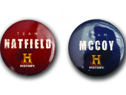 History Channel Pins