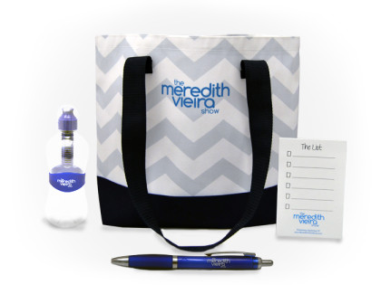 """The Meredith Vieira Show"" Merchandise"