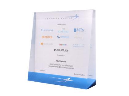 Lockheed Martin Award