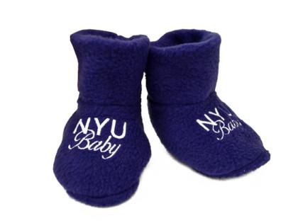 NYU Baby Boots