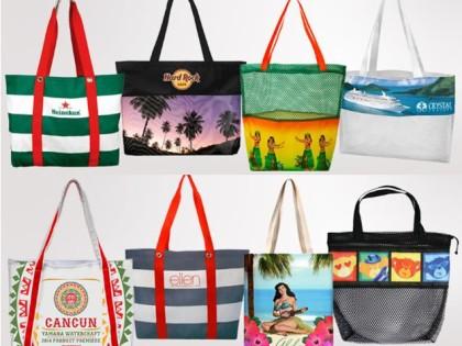 Summer: Beach Bag Season aka Promotional Season!