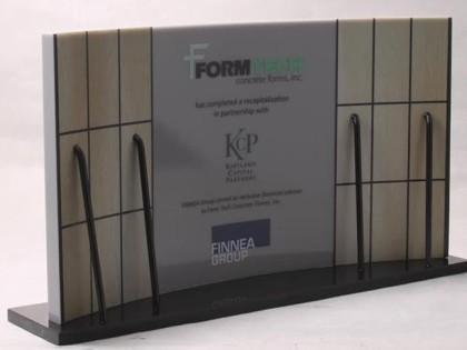 Custom Themed Award: Concrete!
