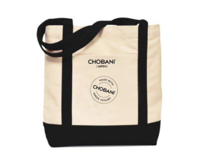 CHOBANI Tote Bag