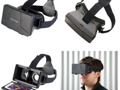 Custom Virtual Reality Headsets!