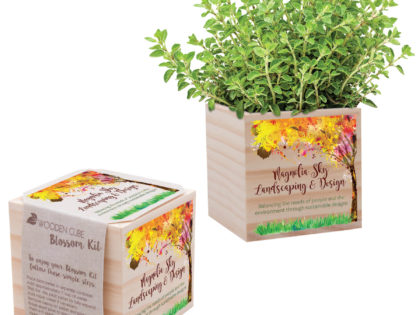 Go Green with this Custom Blossom Kit!