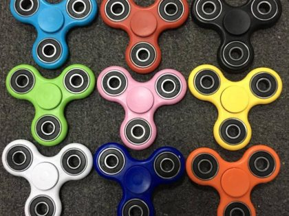 Custom Fidget Spinners: The HOTTEST Promo On The Market Right Now