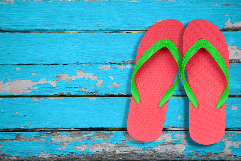 58aa70c8ca94 Captiv8 Supply  Everyone loves a good pair of flip flops. With the summer  season approaching