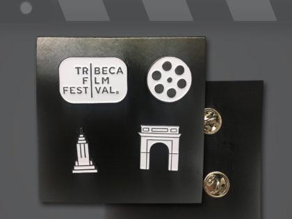 #CreatedByCaptiv8: Tribeca Film Festival Pins