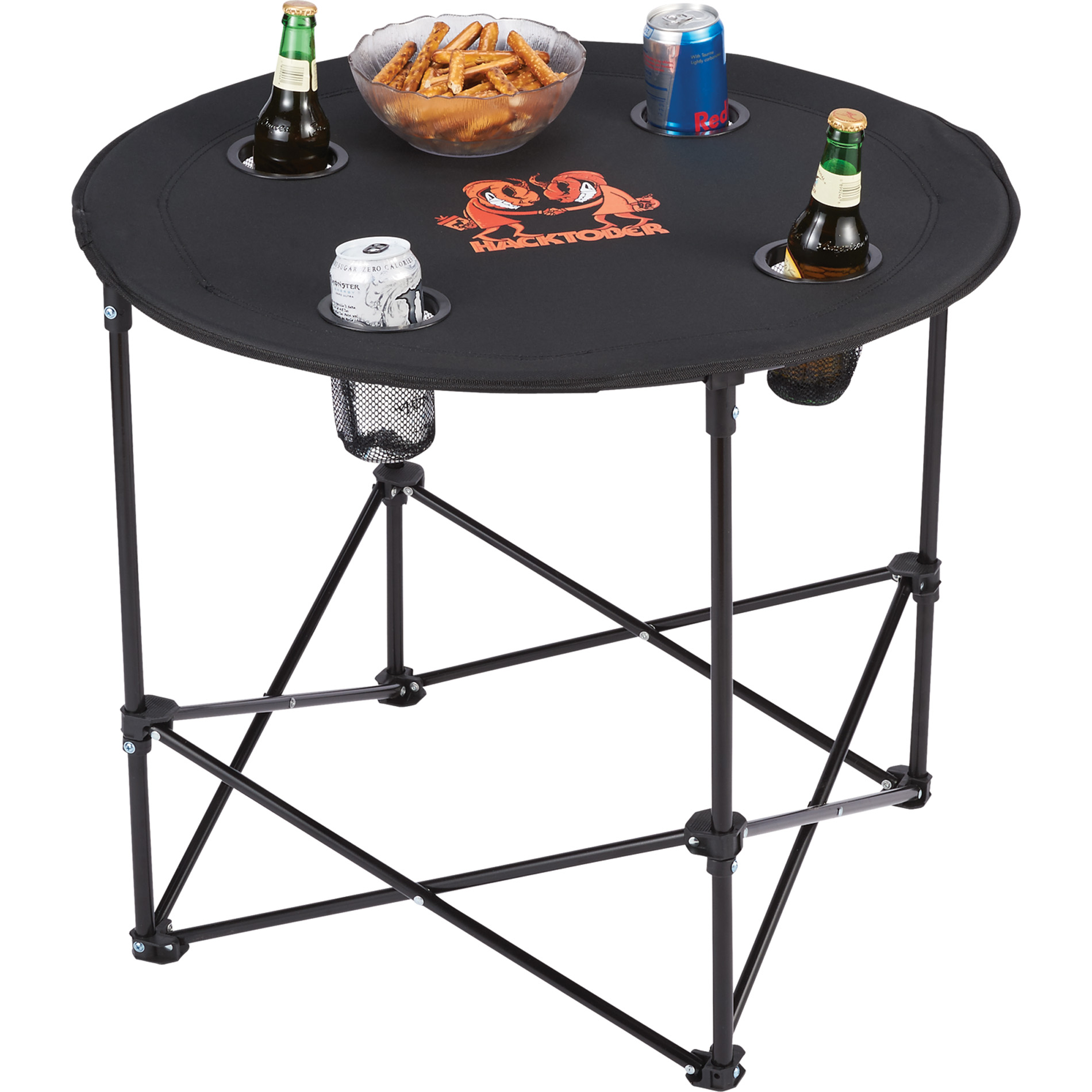 Game Day Folding Table & Chairs Captiv8 Promotions