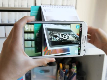 Bring an Average Calendar to Life with Augmented Reality