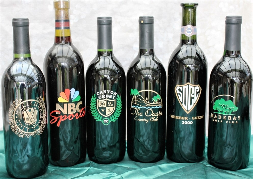 Cheers To Custom Champagne Wine Bottles Captiv8 Promotions