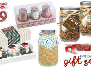 Holiday Gift Sets that Taste Good, Too!