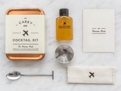 Carry On Cocktail Kits – The Ultimate Traveler's Companion
