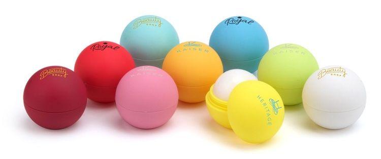 custom lip balms in trendy designs - Custom Lip Balm