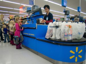 Wal-Mart Saved $27 Million by Changing its Plastic Bags and Shortening its Receipts
