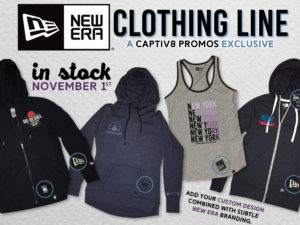 New Era Clothing Line – A Captiv8 *Exclusive* Coming Soon
