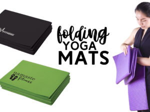 Custom Folding Yoga Mats