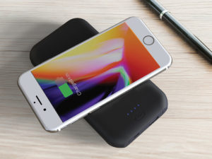 *New Product Alert* – Power Bank with Wireless Charging