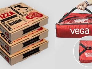 Custom Pizza Bags