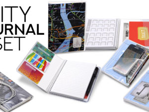 5″ X 7″ City Journal Set