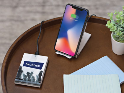 PowR Stand Wireless Charging Pad