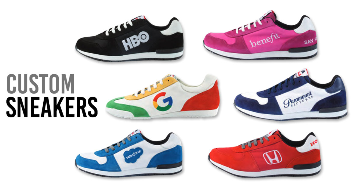 4f5713909c30 Captiv8 Supply  These high quality sneakers are totally customized with  your logo