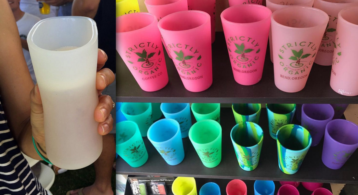 Fully Custom Silicone Cups - Captiv8 Promotions