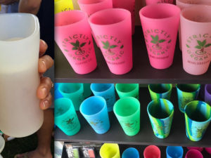 Fully Custom Silicone Cups