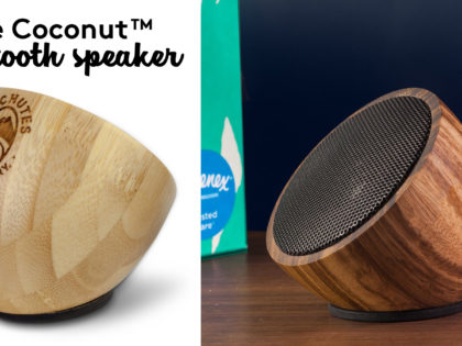 The Coconut™ Bluetooth Speaker