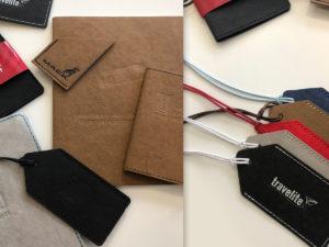 Vegan Leather Journals & Travel Accessories