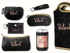 *Just Launched* Black Velvet Accessories