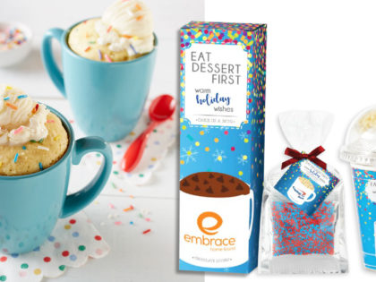 Cake-In-A-Mug Mix Kits – 7 Cake Mixes To Choose From!