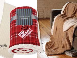 Field & Co.® Sherpa Blankets