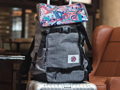 The Penryn Pack™ Backpack with Custom Top