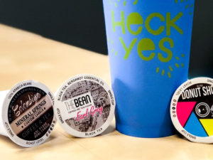 Fully Custom Coffee Bags, K-Cups & Tea Bags