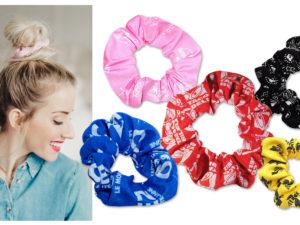 #Trending: Custom Scrunchies