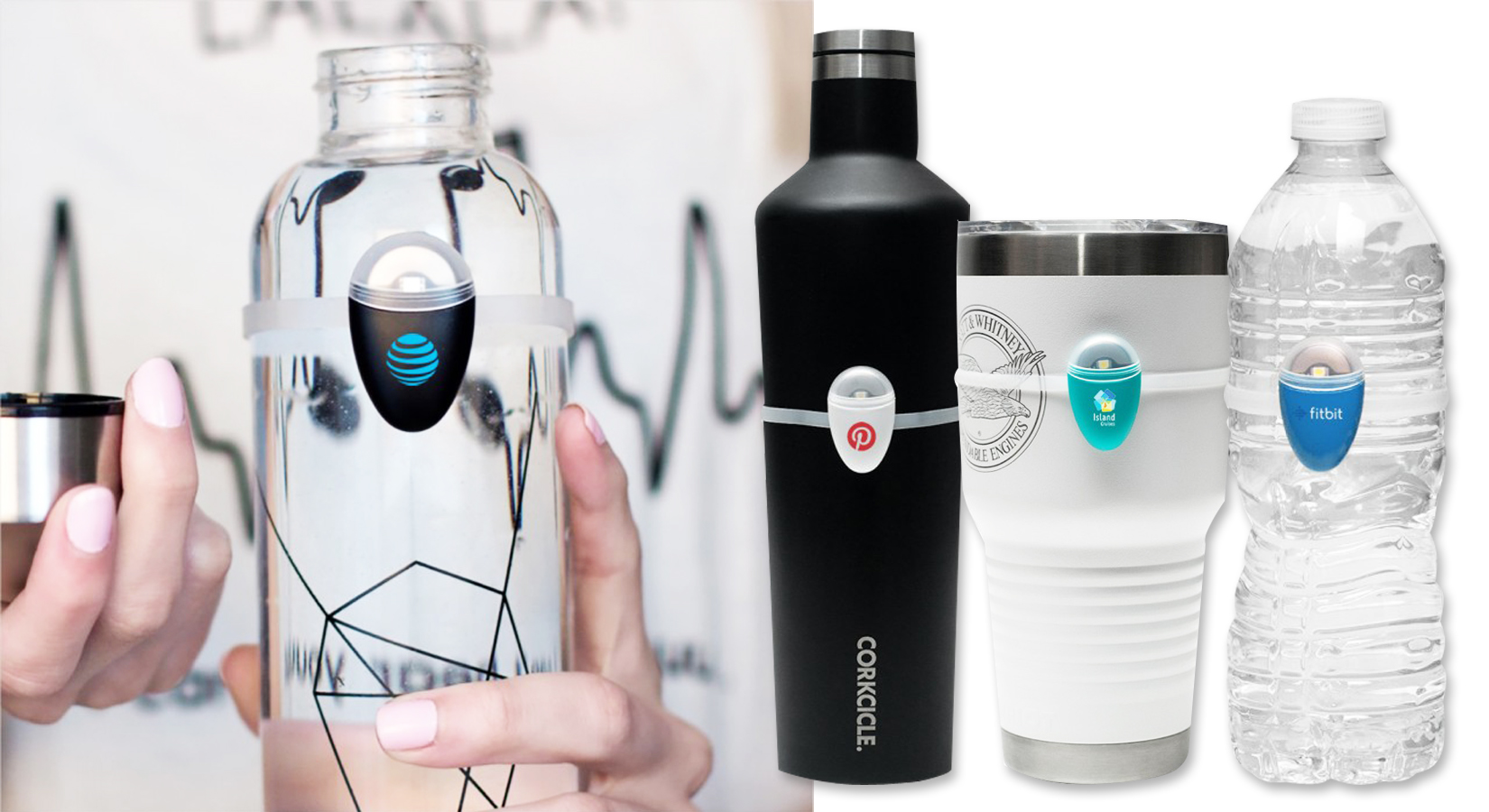 Amazoncom Ulla Hydration Reminder Bottle Attachment
