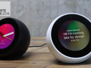 Custom Amazon Echo Spot – One of Oprah's Favorite Things for 2018!
