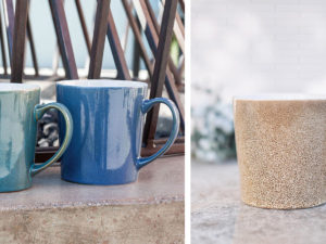 16 oz. Speckled Stoneware Mugs – Available in 8 Colors!