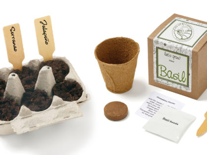 Custom Garden Kits for the #FirstDayOfSpring