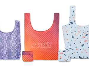 Introducing: The Tuck & Toss Tote Bag