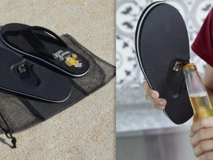 #SummerEssentials: Bottle Opener Flip Flops