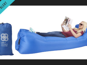 *New Product Alert* – Easy Inflate Air Couch