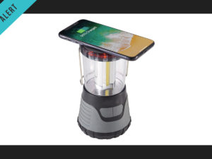 *New Product Alert* – High Sierra® Scorpion Wireless Power Bank Lantern
