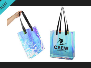 *Releasing Next Month* – Holographic Tote Bag