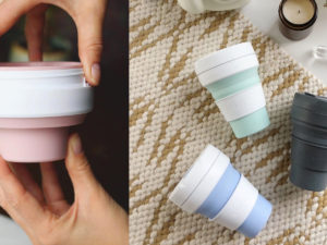 *New Product Alert*- Stojo Collapsible Cups