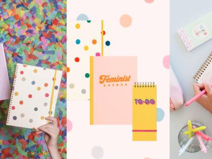 Fully Customizable Notebooks & Taskpads