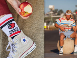 Get Groovy with Custom SOCCO Socks